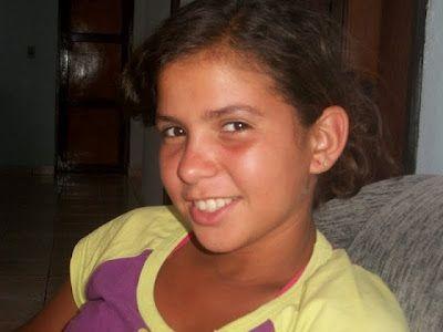 12 de fevereiro a garota Milena Moreira Mivervino de 13 Anos. A menina
