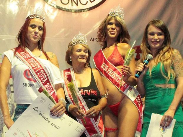 Concurso em Belo Horizonte elege a Miss Prostituta 2014  ddb71ff322c