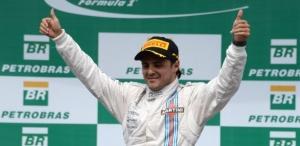 massa foi ao podio pela sexta vez em 11 corridas que ja disputou em interlagos 1415558367997 615x300