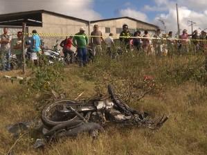 motociclista morto campinagrande